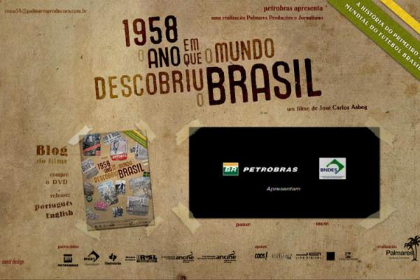 Copa 58 web-site