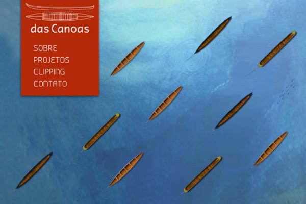 Das Canoas web-site