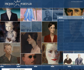 website do pintor Portinari