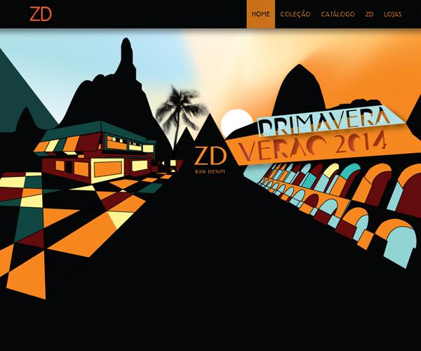 ZD Jeans RJ web-site