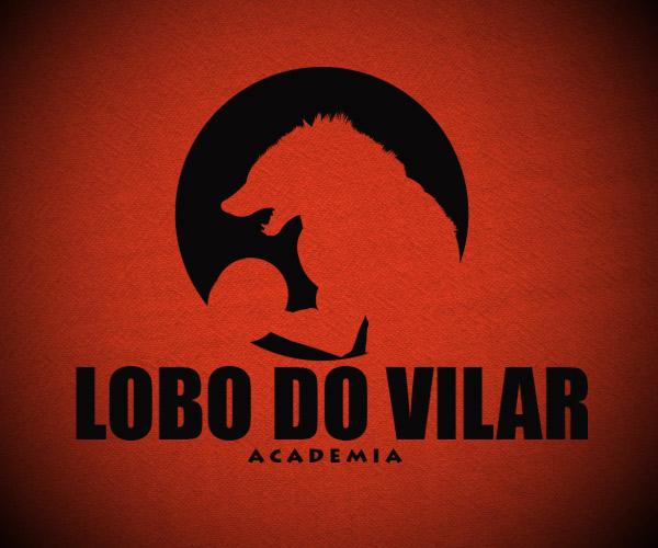 Lobo-do-Vilar-academia-Identidade-Visual-brand-Logo-Marca