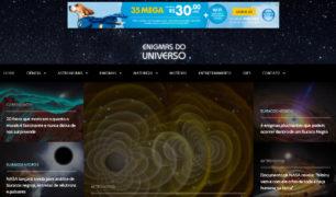 Enigmas do Universo Portal